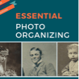 gift Essential Photo Organizing
