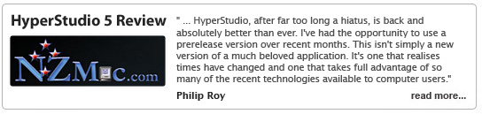 HyperStudio 5 Review - Read More