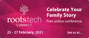 RootsTech 2021