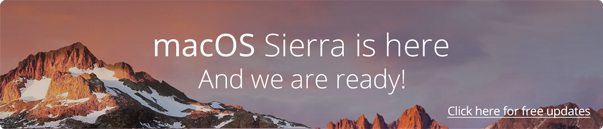 The new macOS Sierra 10.12