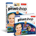 The Print Shop 2 - box