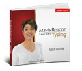 Mavis Beacon Teaches Typing User Guide