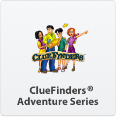 ClueFinders Adventure Series