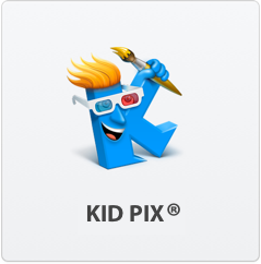 KID PIX Series for Mac