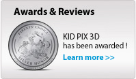 KID PIX Avards and Reviews