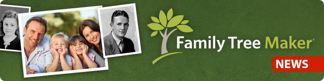 Family Tree Maker News