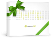 AncestryDNA Kit box