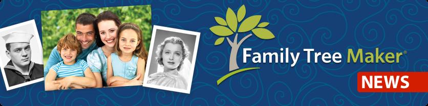 Family Tree Maker News